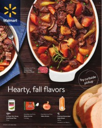 Walmart Ad from september 29 to october 31 2021
