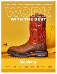 Academy Sports + Outdoors Work Ad from september 13 to october 17 2021
