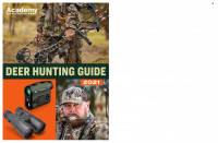 Academy Sports + Outdoors Deer Hunting Guide 2021