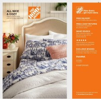Home Depot Home Inspiration from october 4 to 31 2021