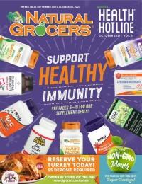 Natural Grocers Health Hotline® Magazine - October 2021