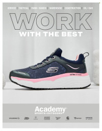 Academy Sports + Outdoors Work with the Best Ad from september 13 to october 17 2021