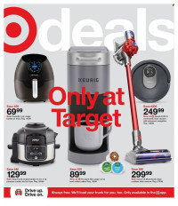 Target Ad from october 10 to 16 2021