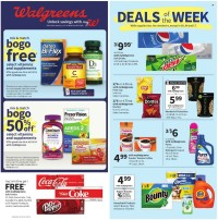 Walgreens Ad from october 10 to 16 2021