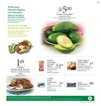 Publix Ad from october 9 to 16 2021