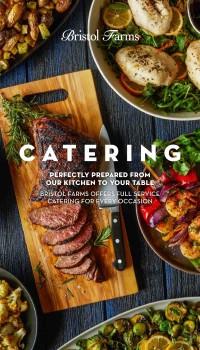 Bristol Farms - Catering Menu