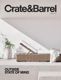 Crate & Barrel April 2021 Catalog