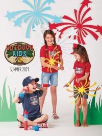 Cabela's Summer 2021 Outdoor Kids Lookbook