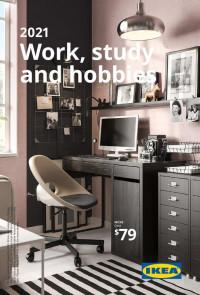 IKEA Work, Study and Hobbies 2021