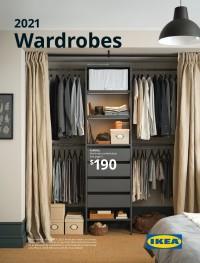 IKEA Wardrobes 2021