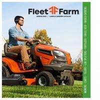 Fleet Farm Spring 2021 Lawn&Garden Catalog