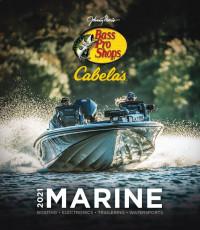 Cabela's Marine Guide - Boating - Electronics - Trailering - Watersports 2021