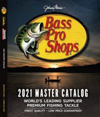 Cabela's / Bass Pro Shop Master Catalog 2021