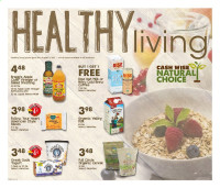 Cash Wise Healthy Living Ad from june 30 to august 3 2021