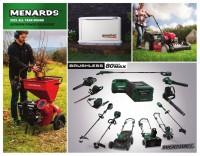 Menards Outdoor Power Catalog 2021