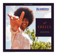Academy Sports + Outdoors Freely new Fall Collection
