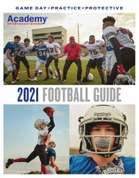 Academy Sports + Outdoors 2021 Football Guide