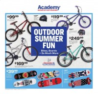 Academy Sports + Outdoors Ad from july 19 to august 1 2021