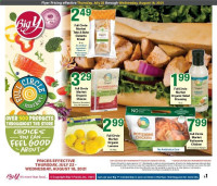 Big Y Ad - Full Circle Market - from july 22 to august 18 2021
