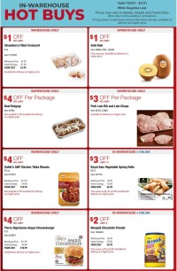 Costco HOT BUYS Ad from july 24 to august 1 2021