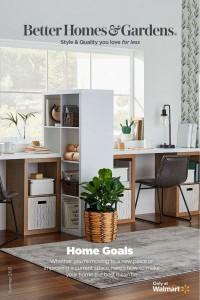 Walmart Summer 2021 Home&Garden Catalog