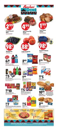 Bashas Diné Markets Ad from july 28 to august 3 2021
