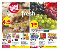 Cash Wise Ad from july 28 to august 3 2021
