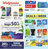 Walgreens Ad from august 1 to 7 2021