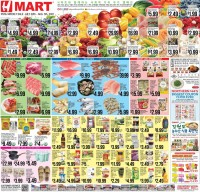 Hmart Ad from july 30 to august 5 2021