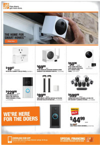 Home Depot Ad from july 29 to august 5 2021