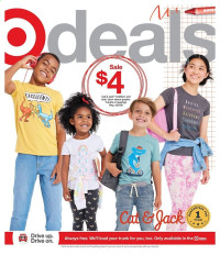 Target Ad from august 1 to 7 2021